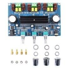 TPA3116 цифровой усилитель доска 2.1 канальный стерео класса D домашний диктор Bluetooth 5.0 аудио приемник усилитель