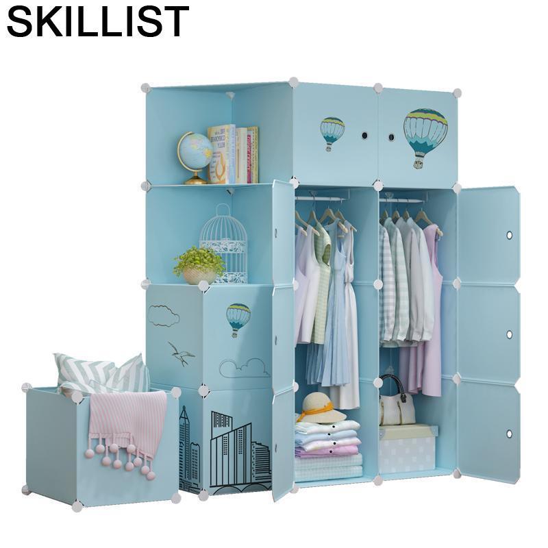 Rangement Armario Armazenamento Dresser For Armoire Chambre font b Closet b font Cabinet Mueble De Dormitorio