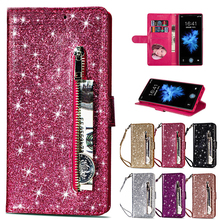 чехол для lg k10 2017 m250 flipcover cfv 290 agrabk black Glitter leather cases For LG fitted case K8 K10 2018 for lg K8 K10 2017 Soft silicone protection half-wrapped case Capa