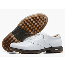 Golf-Shoes Sport-Sneakers Mens Trainers for Black White Classic Walking New-Brand