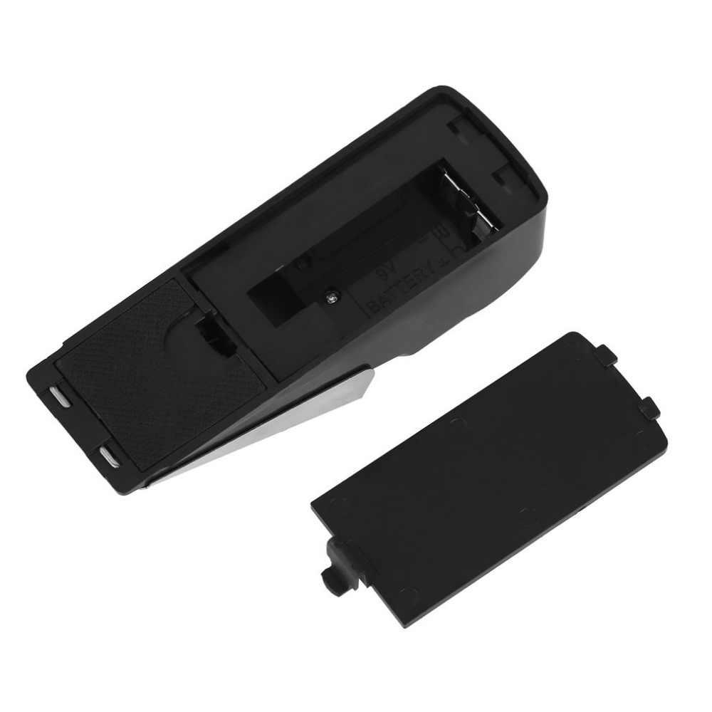 120dB Mini Wireless การสั่นสะเทือนประตูหยุดปลุกสำหรับ home Wedge Stopper Alert ระบบรักษาความปลอดภัย Block Blocking System