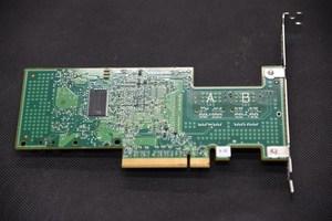 Image 3 - Used original Dell H200 PERC SAS SATA 6Gb PCI e  8 Port Raid Controller=9210 9211 8i 047MCV DELL H200 P20 IT mode