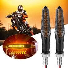 2pcs Blinker Licht Pfeil Motorrad Licht Relais Blinker Motorrad Blinkende Indikatoren Led Blinker Für Honda Yamaha