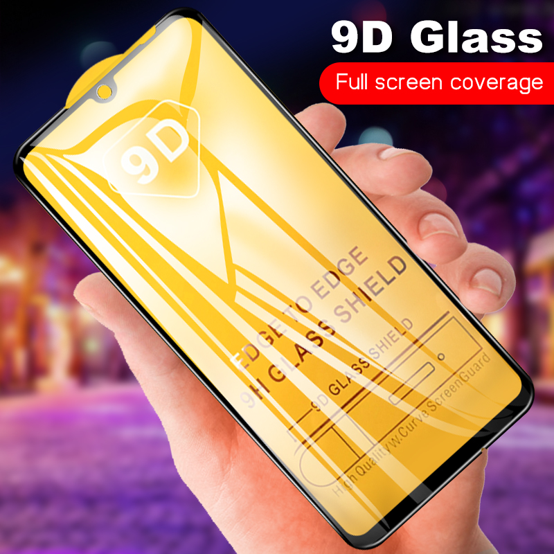 9D Protective Glass For Xiaomi Redmi Note 8 7 6 5 Pro Note8 Note7 Note6 Note5 Screen Protector For Xiaomi Redmi 8 8A 7A 7 Film