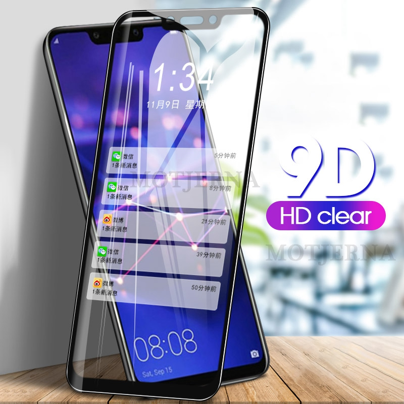 Protective Films For Huawei P20 P30 Lite P10 For Huawei Mate 20 Lite Full Cover Tempered Glass Screen Protector Glass Films