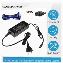 Battery-Charger Two-Balance-Wheel Self-Balancing Best-Price 42v 1.5a Scooter Hoverboard