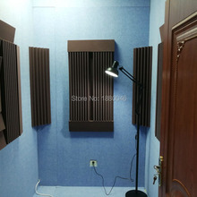 Brand New  High-density Corner Bass Traps Studio Foam Panel Sound Absorbing Acoustic Treatment not compressed packaing