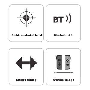 Image 3 - 휴대용 컨트롤러 텔레스코픽 블루투스 게임 경량 게임 아이폰 안드로이드 전화에 대한 요소를 재생 PUBG 모바일 Dropship