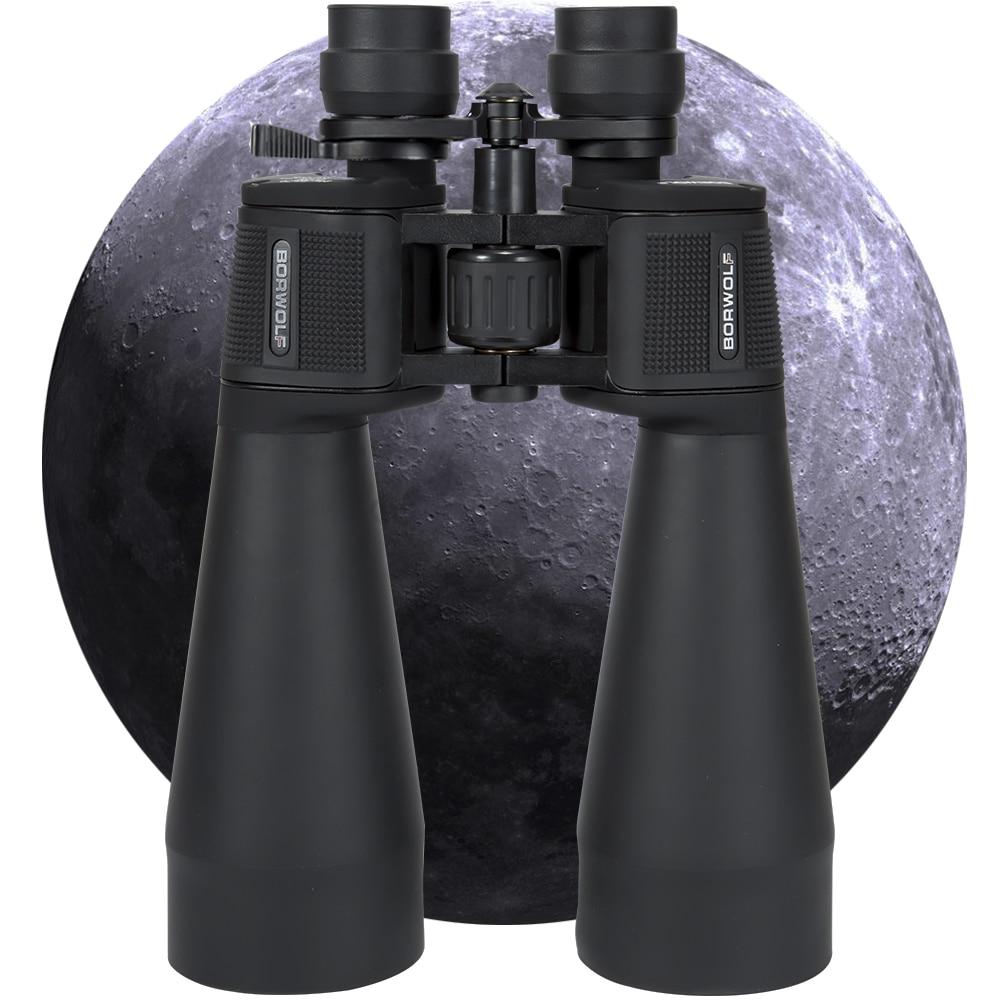 Professional Bird For 2020 Night Zoom Vision Hunting Borwolf Prism 60X70 HD Binoculars Watching Powerful Telescope Light 20 Bak4