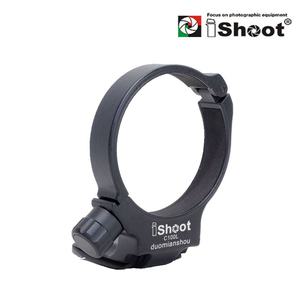 Image 1 - IShoot 렌즈 칼라 삼각대 마운트 링 Canon EF 100mm f/2.8 L IS USM 매크로 교체 렌즈지지 브래킷 Canon D(B) IS C100L