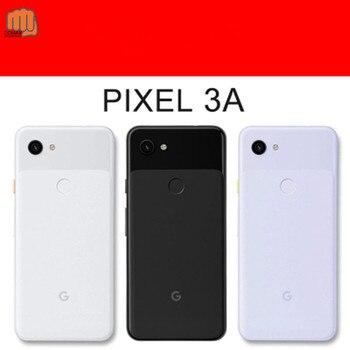 Перейти на Алиэкспресс и купить Новый Google Pixel 3a XL пикселей 3a родной 5,6/6 дюймов 32GB/64GB Android телефон Google 3a 3axl 4 смартфон в европейском и американском стиле