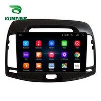 Octa Core Android 10.0 Car DVD GPS Navigation Player Deckless Car Stereo for HYUNDAI celesta 2006 2011 Korea Headunit Radio