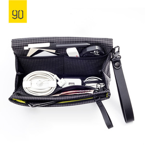 Image 5 - Original XiaoMi กันน้ำกระเป๋าอุปกรณ์เสริมกระเป๋า 600D Oxford กระเป๋าแบบพกพาสำหรับหูฟังโทรศัพท์ MI6 5S