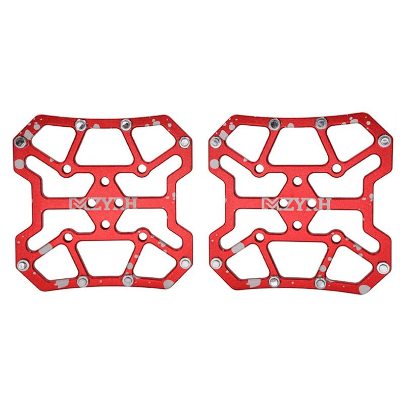 1Pair Mountain Bike Road Cycling Pedals Cleats Shoes Splint For Shimano Sightly
