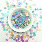 10mm Snowflake Sequi...