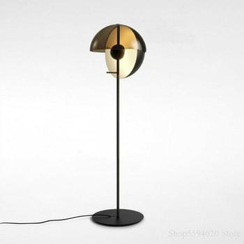 Lámparas De Pie nórdicas para sala De estar, Arte Creativo De cristal,...