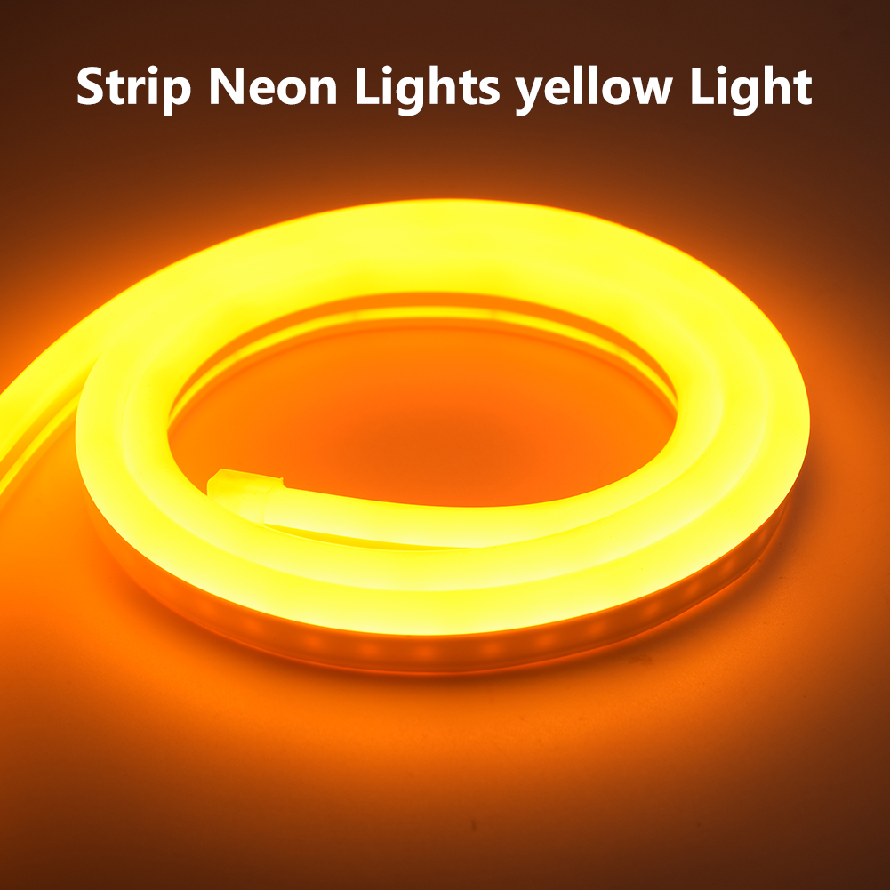 Hb2eb57731848476bbbc5cae0341d1909d 6mm Narrow Neon light 12V LED Strip SMD 2835 120LEDs/M Flexible Rope Tube Waterproof for DIY Christmas Holiday Decoration Light