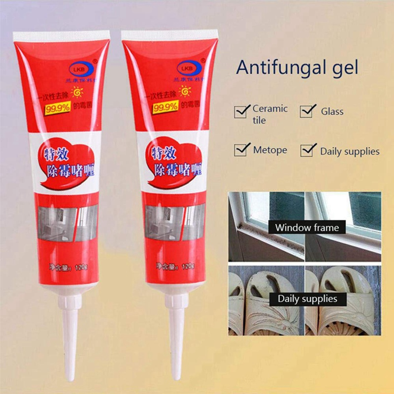 Household Deep Down Wall Mold Mildew Cleaner Wall Mold Remover Gel Ceramic Tile Pool In Addition Cleaning Gel