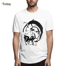 Aikido T shirt Homme Tee Shirt New Casual For Man Arrival Unique Round Collar T-shirt Male