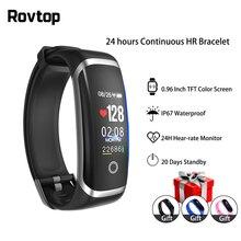 M4 חכם שעון עמיד למים IP67 Smartwatch גברים נשים צמיד חכם קצב לב צג כושר גשש שעון Blutooth Smartband