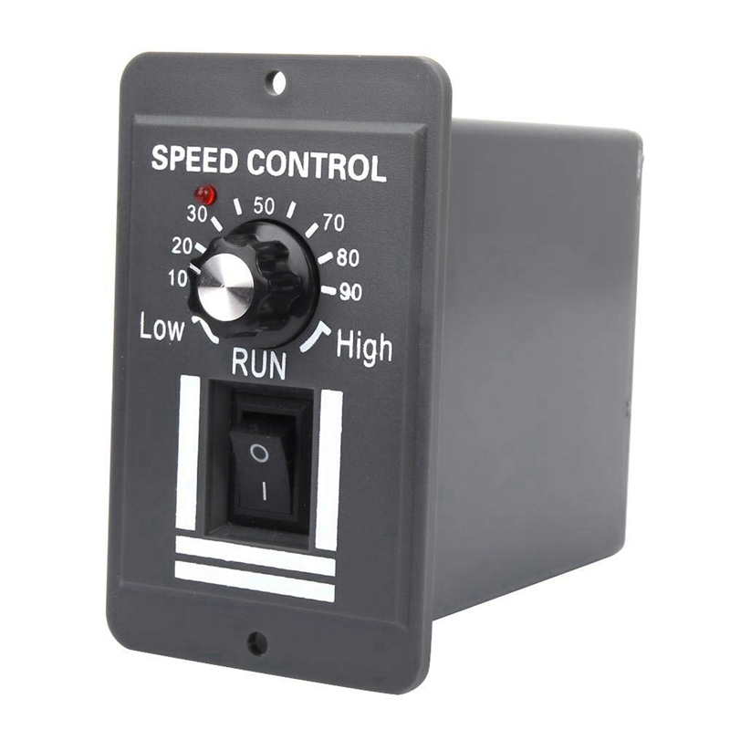 9-60V 40A PWM DC Motor Speed Controller Switch Pulse Width Modulation Variable Speed Switch X0540