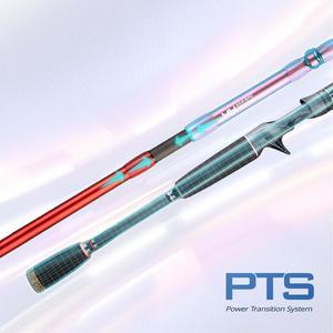 Image 5 - Kastking Spartacus 4 Kleuren Casting Hengel 1.98M 2.13M In Toray 24 Ton Carbon Fiber Mf Actie 2 Tips Voor Pike Inktvis Vissen