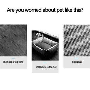 Image 2 - สุนัขขนาดใหญ่Matหน่วยความจำโฟมBreathableสุนัขOxford Bottomที่นอนกระดูกเตียงสำหรับขนาดกลางขนาดใหญ่สัตว์เลี้ยง