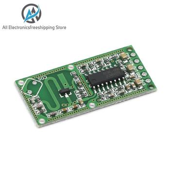 RCWL-0516 microwave radar sensor module Human body induction switch Intelligent - discount item  44% OFF Electrical Equipment & Supplies