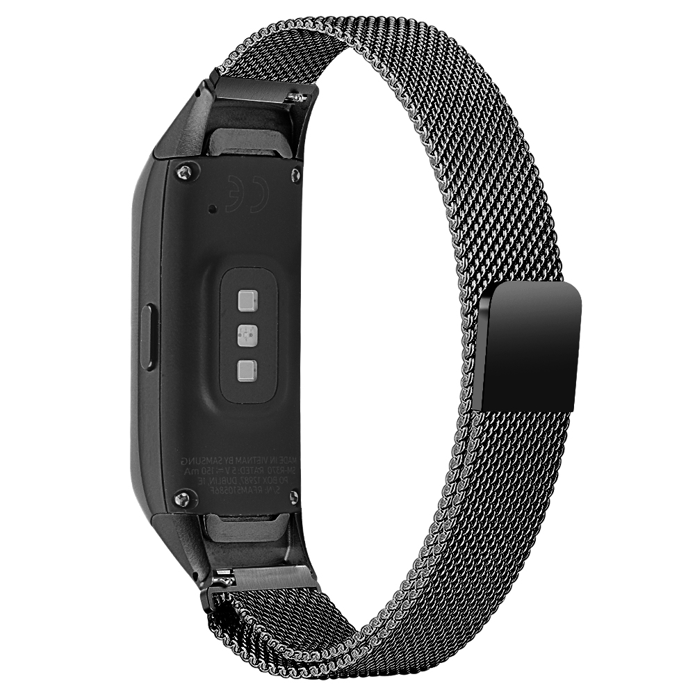 Image 5 - OULUCCI mesh loop band  for Samsung galaxy SM R370 watch band Metal Bracelet strap for samsung galaxy watch strap-in Smart Accessories from Consumer Electronics