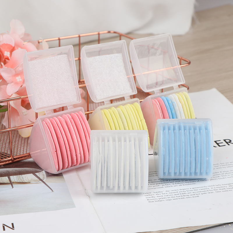 10pc/lot Colorful Fabric Tailors Chalk Needlework Accessories Dropship Fabric Patchwork Marker Clothing Pattern DIY Sewing Tool