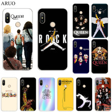Queen band Freddie Mercury Soft silicone phone Case For Xiao