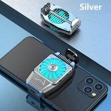 Universal do telefone móvel usb jogo sistema refrigerador ventilador de refrigeração gamepad suporte radiador para iphone huawei xiaomi samsung telefone