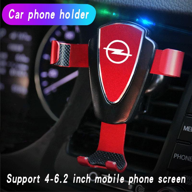 Автомобильный держатель телефона полностью автоматический мобильный телефон навигационная поддержка мобильный телефон держатель для opel ...