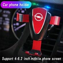 Support de voiture pour téléphone portable, accessoire de navigation automatique pour opel insignia astra j h corsa