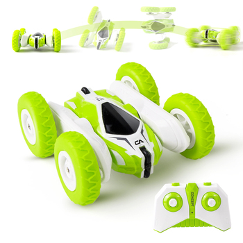 Sinovan Hugine RC Car 2.4G 4CH Stunt Drift Deformação Buggy Car Rock Crawler Roll Car 360 Degree Flip Kids Robot Robot RC Cars Toys 1