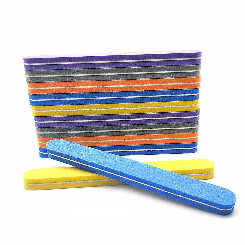 100 pçs lote Colorido Esponja Blocos de