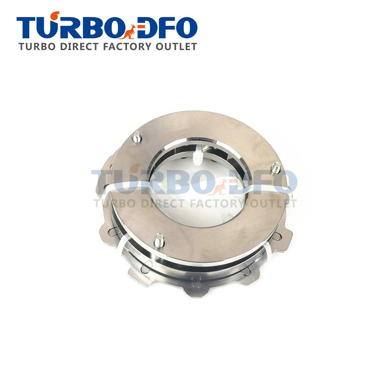 Turbocharger parts VNT ring GT2056V 716885 716885-5004S nozzle ring for <font><b>VW</b></font> <font><b>Touareg</b></font> <font><b>2.5</b></font> <font><b>TDI</b></font> 128Kw 174HP BAC BLK 2003- 070145701J image