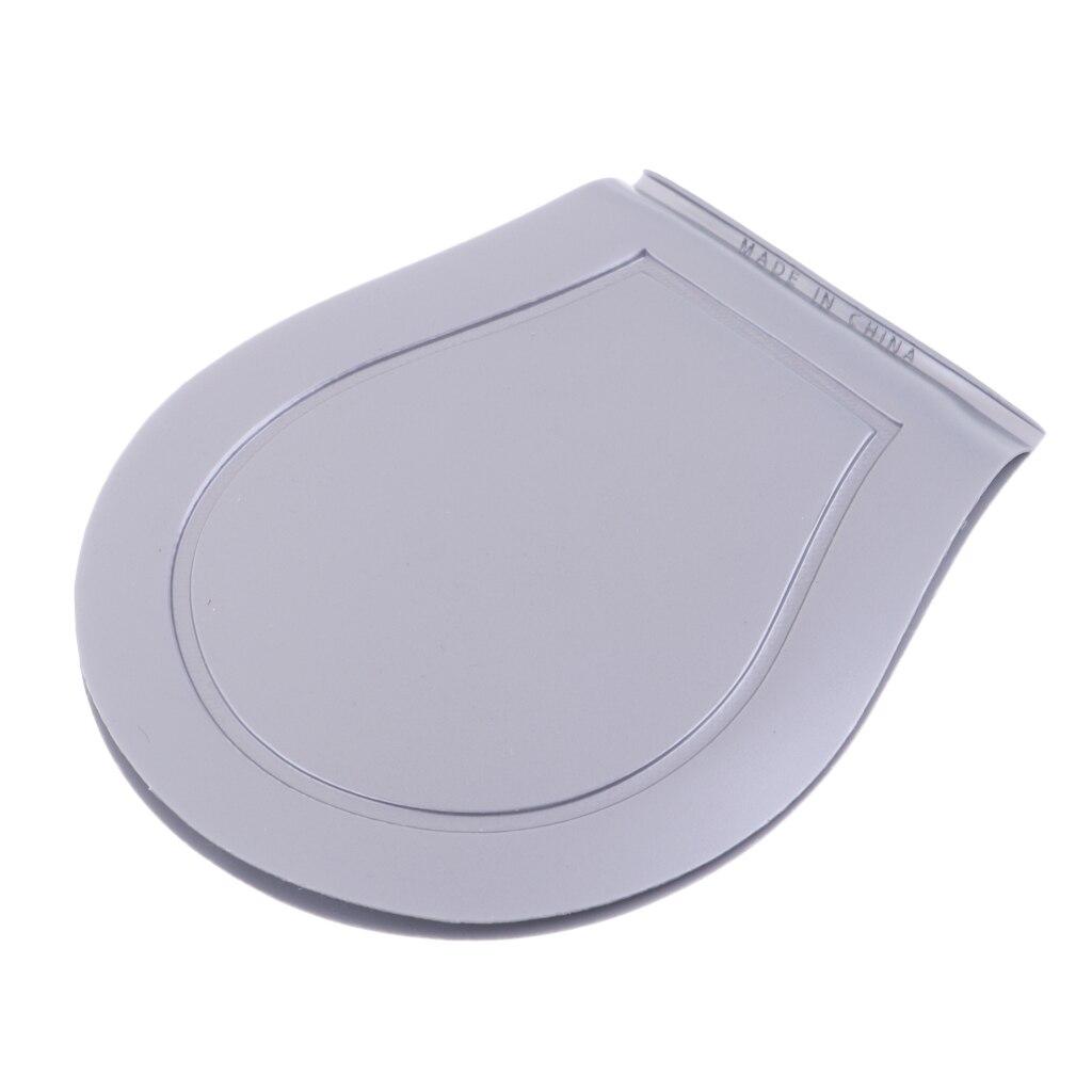 Portable Pocket Golf Ball Towel, Golf Ball Cleaner, Grey (3.94'' X 3.66'')