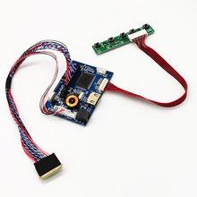 Kit de placa de controlador LCD, kit de placa de controlador LCD de HDMI a LVDS de 40 pines para LTM184HL01 de 18,4 pulgadas, LCD de 1920x1080 placa controladora, kits DIY