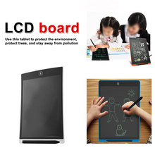 LCD Writing Kids Board Tablet Erase Ultrathin e-Writer Electronic Paperless Handwriting Pad