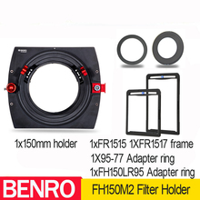 Benro FH150M2T1 카메라 스퀘어 필터 홀더 시스템 TAMRON SP 15 30mm f/2.8 FH150M2T 용