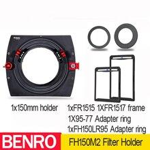 Benro FH150M2T1 kamera kare filtre tutucu sistemi TAMRON SP 15 30mm f/2.8 FH150M2T