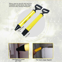 Applicator-Tool Cement Grouting Mortar-Sprayer Pointing-Brick with 4-Nozzles 1PC Caulking-Gun