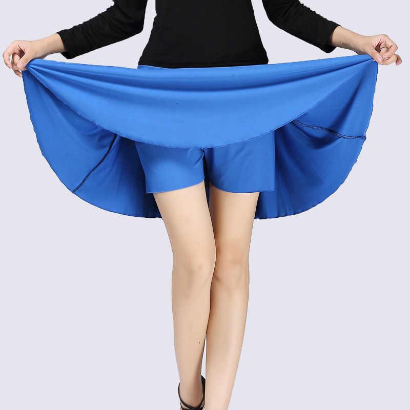Квадратное танцевальное платье большая юбка для взрослых Латинская танцевальная юбка танцевальное платье Летнее квадратное платье с широкой юбкой для танцев юбка