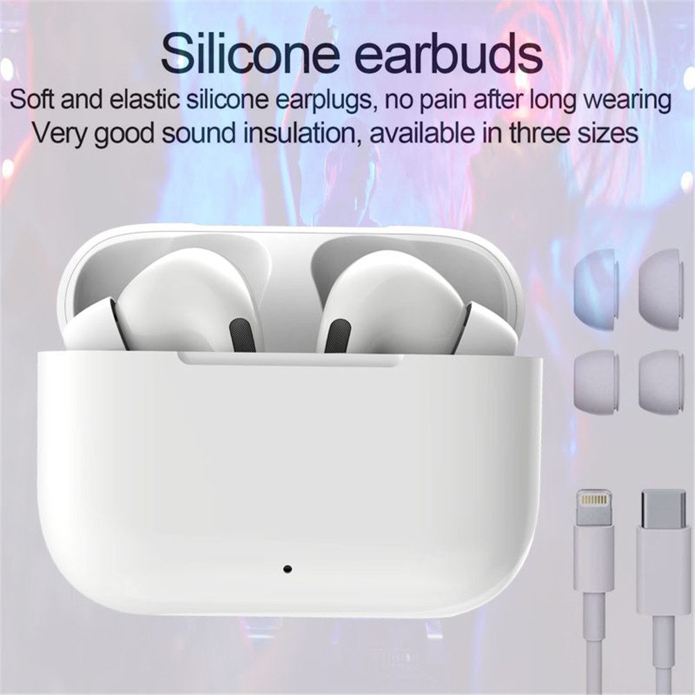 3 Silicone earbuds