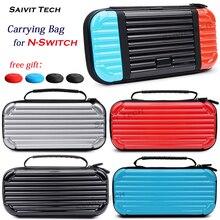 Nintendoswitch bolsa de viaje protectora para Nintendo Switch, accesorios, carcasa dura, portátil, Estuche de transporte
