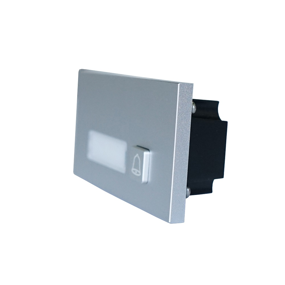 DHI-VTO4202F-MB1 Button Module For DHI-VTO4202F-P, IP Doorbell Parts,video Intercom Parts,Access Control Parts,doorbell Parts