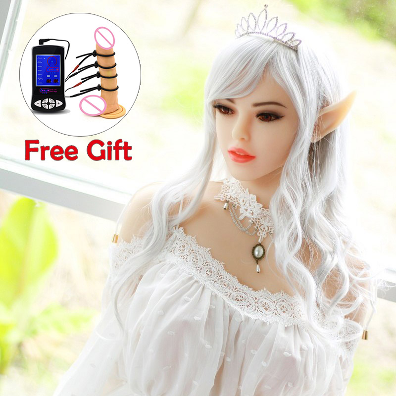 158cm Real Silicone Anime <font><b>Sex</b></font> <font><b>Dolls</b></font> Janpanese Full Love <font><b>Doll</b></font> Realistic Toys for Men Big Breast Sexy Mini Vagina Adult Life image