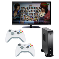 video game 2019 Classic game console Built in multi games PC Video Game with Dual Controllers