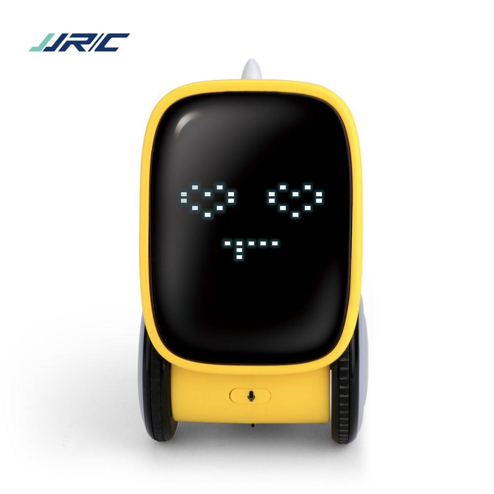 2019 NEW Upgrade JJRC R16 Smart Robot Touch Gesture Interaction Control Voice Facial Expression Model Robots Kids Outdoors Toys